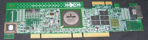 Broadcom PCI-E/PCI-X combo card